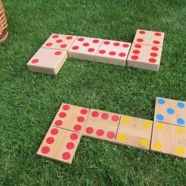 Zahradní domino