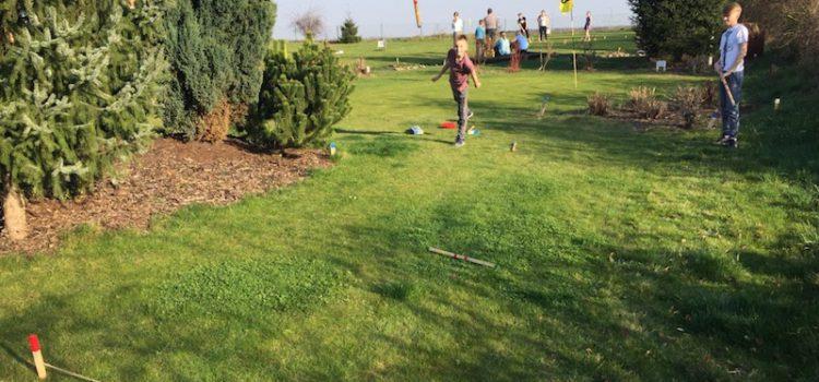 Zahradní hra