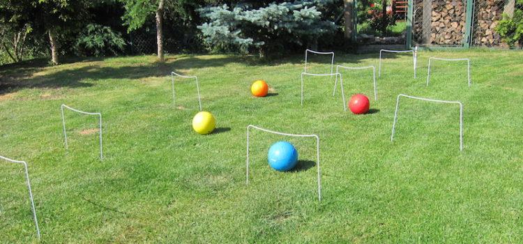 Fotbal kroket