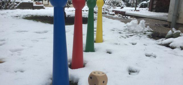 Hry na zimu